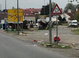 SLUČAJ BUVLJAK Stanovnici Bušićeve ogorčeni smećem nakon dana trgovanja