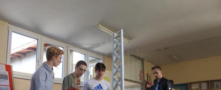 DAN ŠKOLE I OTVORENIH VRATA Tehnička škola Bjelovar otvorila svoja vrata građanima