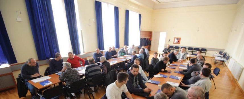 SVI BI LETJELI U Bjelovaru održana radionica za pilote