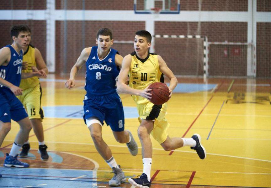 KOŠARKA U GENIMA Vito Porobić najbolji strijelac Jedinstvene košarkaške kadetske lige