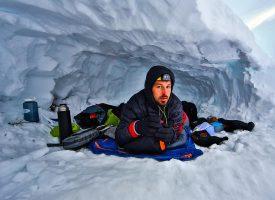 DAVOR ROSTUHAR U BJELOVARU Poznati putopisac dolazi u Bjelovar održati predavanje o ekspediciji na Južni pol