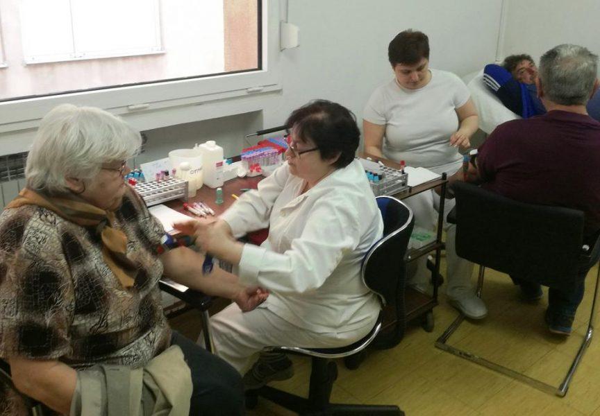 LABORATORIJ OPĆE BOLNICE Tijekom 24 sata na pretrage dolazi i po 700 pacijenata