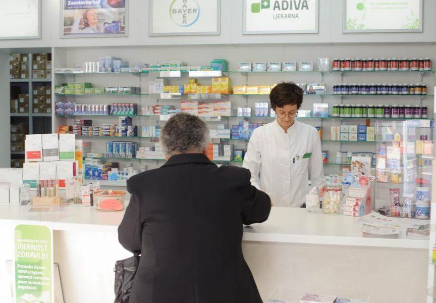 ZDRAVSTVO Brojne nelogičnosti ogledaju se i u potrošnji farmaceutskih proizvoda
