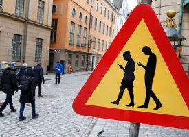 PJEŠAK I MOBITEL Treba li kažnjavati korištenje mobitela pri prelasku pješačkog prijelaza?