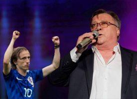 TEREZIJANA 2018 Halid Bešlić vs. Luka Modrić