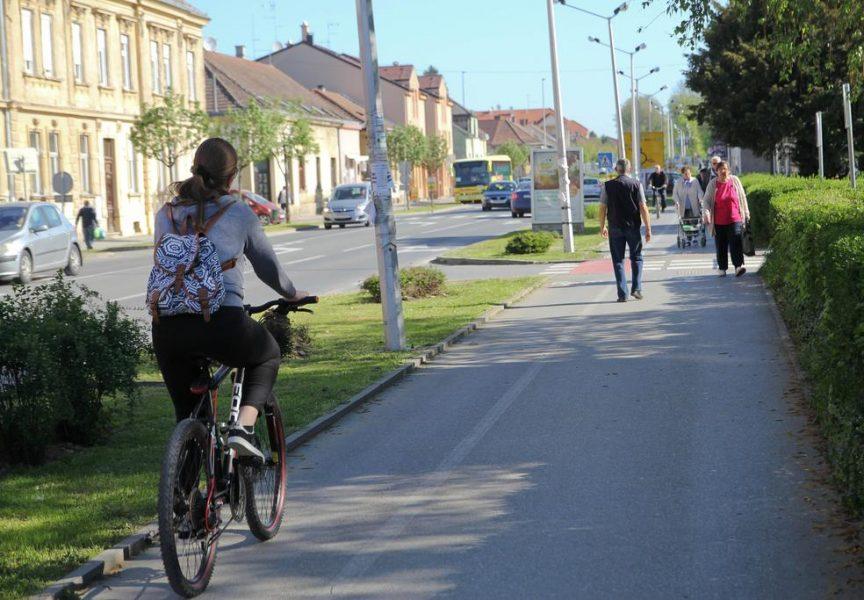 BICIKLIRANJE Počela sezona bicikliranja, opet aktualne biciklističke staze