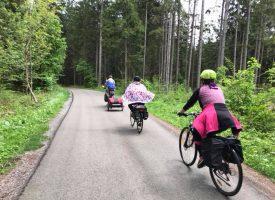 CIKLOTURIZAM Bjelovarski bračni parovi na biciklističkom proputovanju Austrijom