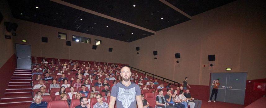 POLARNI SAN Davor Rostuhar ispunio bjelovarsko kino do posljednjeg mjesta