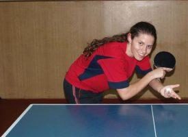 BUDUĆNOST HRVATSKOG STOLNOG TENISA Ivana Grgić je bjelovarski sportski biser