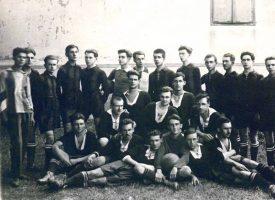 STOLJETNA GRADSKA NOGOMETNA PERJANICA Ove godine NK Bjelovar obilježava 110 godina postojanja
