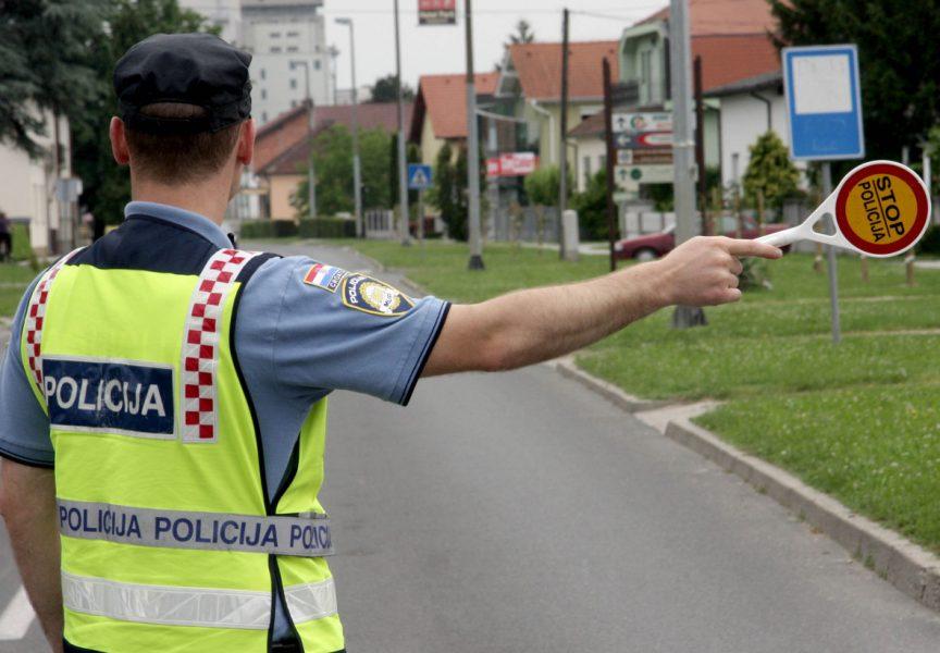 POLICIJA POZIVA NA SURADNJU Predložite lokacije za nadzor brzine