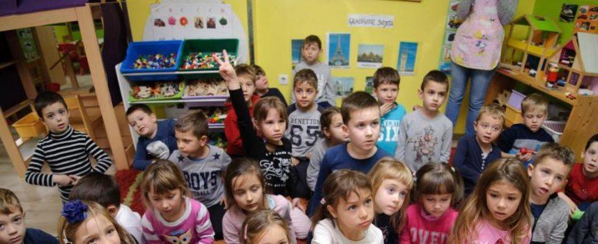 UPISNA GROZNICA U VRTIĆE Ponestaje li slobodnih mjesta u bjelovarskim vrtićima?