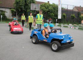 PREVENTIVNA AKCIJA Kako djecu učiniti opreznijim pješacima i biciklistima