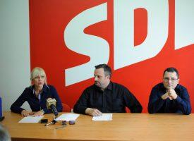 Neizvjesni službeni rezultati izbora za čelnika županijskog SDP-a zbog navodnog incidenta u Čazmi
