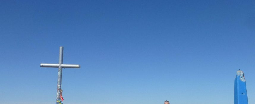 VELIKA AVANTURA BJELOVARSKIH PLANINARA Vlakom do Ukrajine pa pješke do vrha tamošnje svete planine