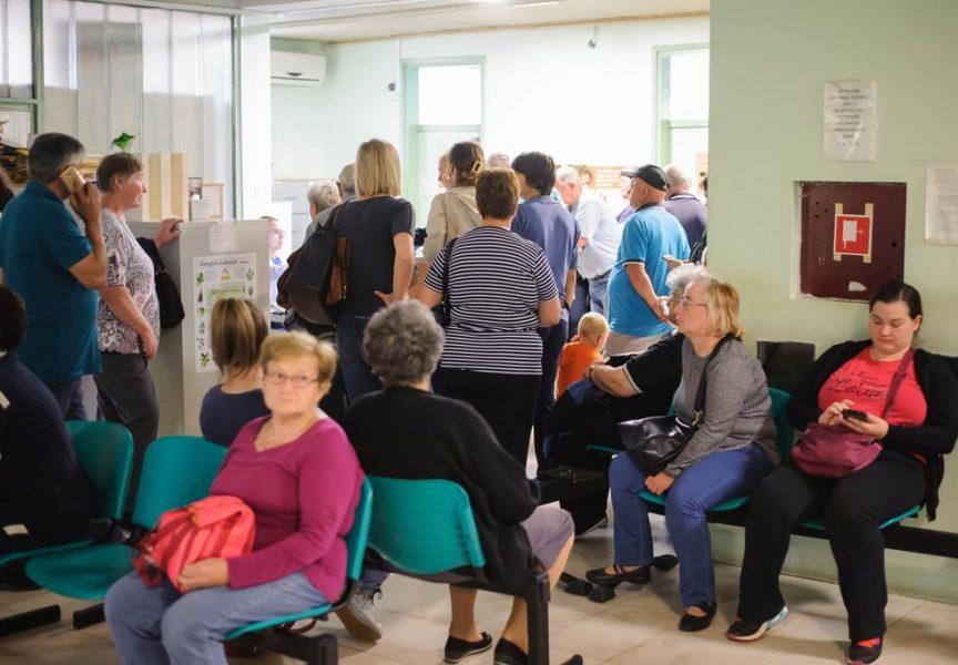 GUŽVE U BOLNICI Bio štrajk ili ne, naoružajte se strpljenjem ako morate k liječniku