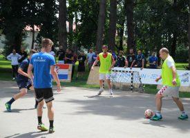 VIDEO – BORIK KUP Mali nogomet, vrhunska atmosfera i navijanje za Vatrene