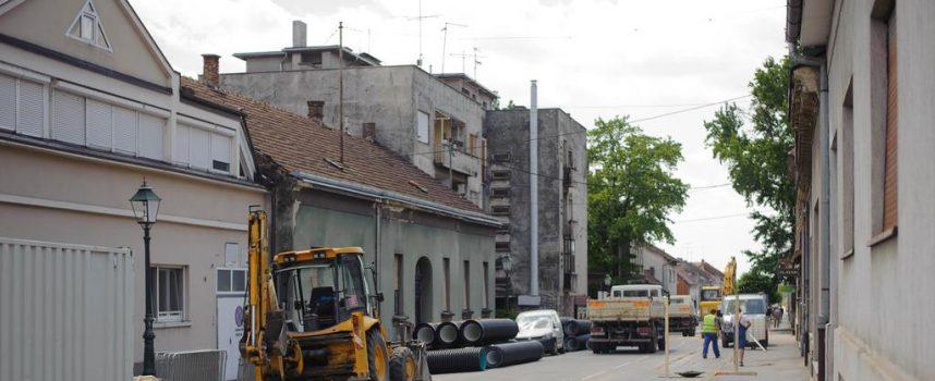LJETNI RADOVI Vodne usluge zagrabit će i u posljednje neizgrađene kilometre u naselju Prespa