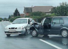 PROMETNA ZA PROMETNOM U rok od 5 sati dvije prometne nesreće u Palešniku