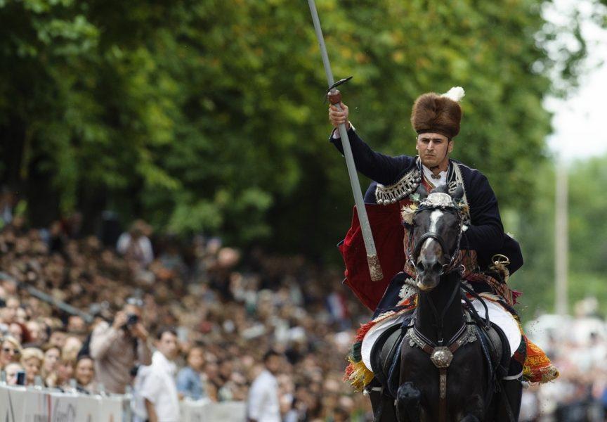 VELIKA ČAST Bjelovarski graničari – Husari pozvani na Sinjsku alku