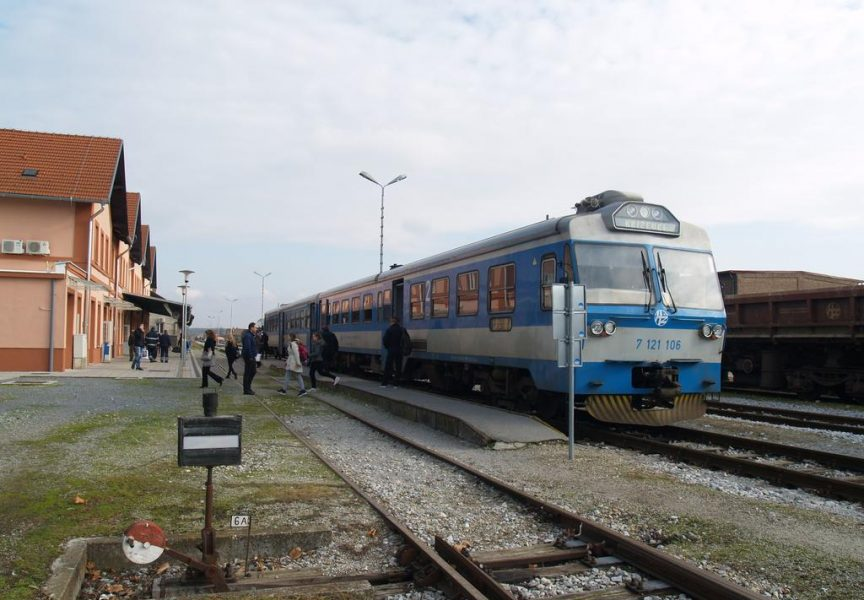 KATASTROFA NA TRAČNICAMA Broj putnika na bjelovarskom kolodvoru gotovo se prepolovio