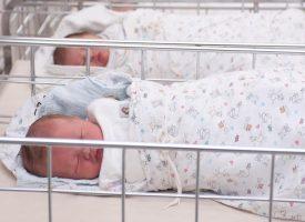 U bjelovarskom rodilištu zabilježeno 45 poroda više nego u istom periodu lani