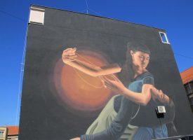 FOTOGALERIJA – BJELOVARSKI MURALI Svako malo osvane novi mural i svaki ima svoju priču
