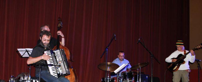 JAZZ KONCERT U KMC-u Vrhunski glazbenici pokazali što je vrhunska glazba