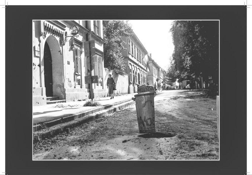 BJELOVAR 29. RUJNA 1991. GODINE Neznani junaci koji su uz rame s braniteljima branili Bjelovar kako su najbolje znali