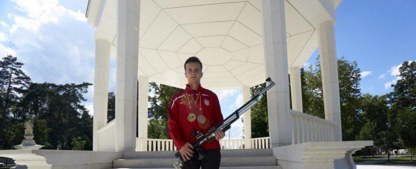 VELIKI USPJEH U JUŽNOJ KOREJI Bjelovarčanin Miran Maričić treći na svijetu u streljaštvu