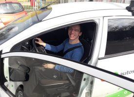 OSTVARENJE SNA Marku Mišiću Udruga tjelesnih invalida omogućila vozačku dozvolu
