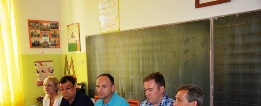 ŽUPANIJSKI KUTAK Školarci u Međurači dobit će bitno bolje uvjete obrazovanja