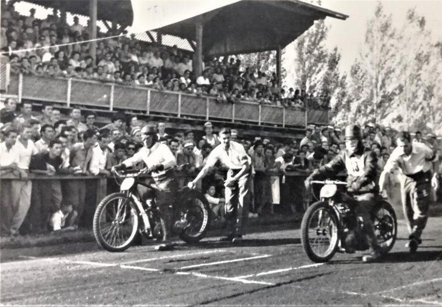 GRADSKI STADION Terenima na Logoru jurili su i motocikli, konji i atletičari