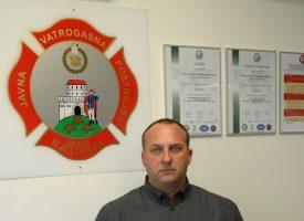 Bjelovarski vatrogasci prvi po sigurnosti i zaštiti zdravlja