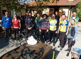 NAJPOŽELJNIJA CIKLOTURISTIČKA DESTINACIJA U ZEMLJI Odobren i kapitalni projekt biciklističke staze/pruge Bjelovar – G. Polje-Banova Jaruga