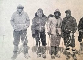 HPD 'BILOGORA' JEDNO JE OD NAJDUGOVJEČNIJIH BJELOVARSKIH DRUŠTAVA Planinaranje i hodanje velika strast Bjelovarčana