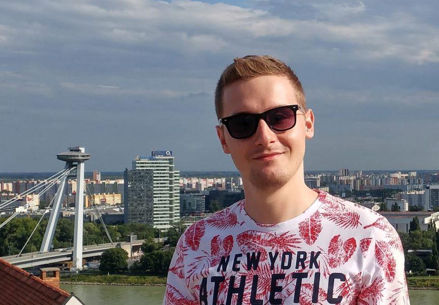MAJSTOR KVIZOVA Dominik Varga u Bjelovar na kviz dovodi 'lovkinju' Moranu Zibar, a i sam će uskoro nastupiti u Potjeri