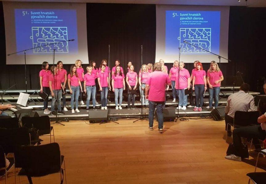 USPJEŠAN NASTUP Vox Feminae u državnom vrhu zborske glazbe