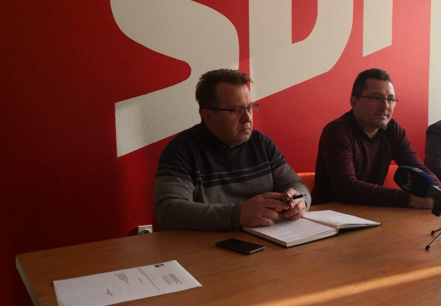SDP: Cesta Farkaševac – Gudovac i istočna obilaznica bit će pune 'crnih točaka'