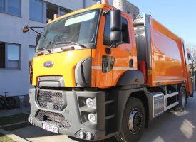 NOVA INVESTICIJA KOMUNALCA Kupljen novi kamion za odvoz smeća
