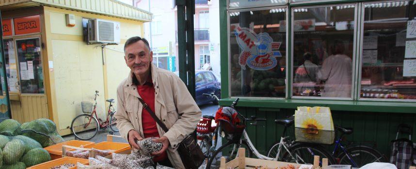 DAN ZA TRŽNICU Ivan Petrinović proizvodi čak 12 vrsta graha