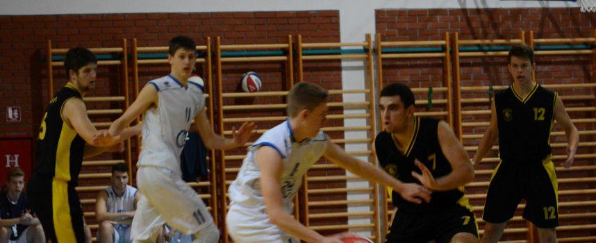 KOŠARKA Juniori poraženi od Koprivnice