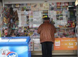 PLAĆANJE RAČUNA ZA PLIN Bez ikakve naknade u svim boljim kioscima te poslovnicama Sberbanke