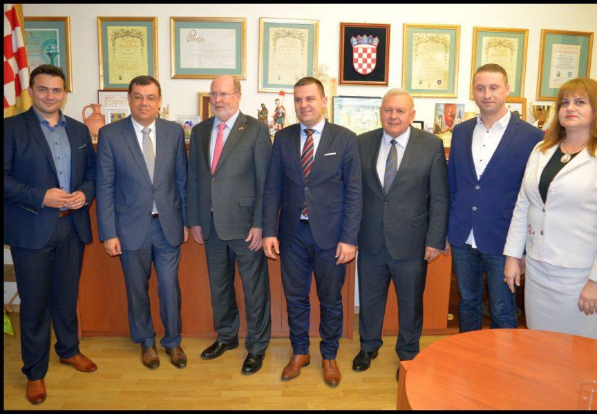 Američki veleposlanik u posjetu Bjelovarsko-bilogorskoj županiji