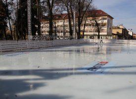 VELIKA LEDENA PLOHA Sutra prve naznake leda, u idući četvrtak veliko otvorenje