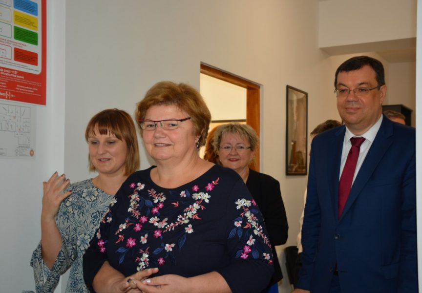 ŽUPANIJSKI KUTAK Ministrica pohvalila županijsku pomoć Grubišnom Polju