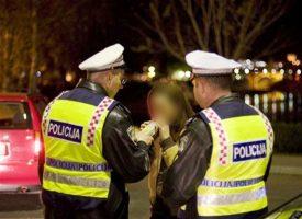 AKCIJA MARTINJE Od sutra do ponedjeljka policija na svim punktovima