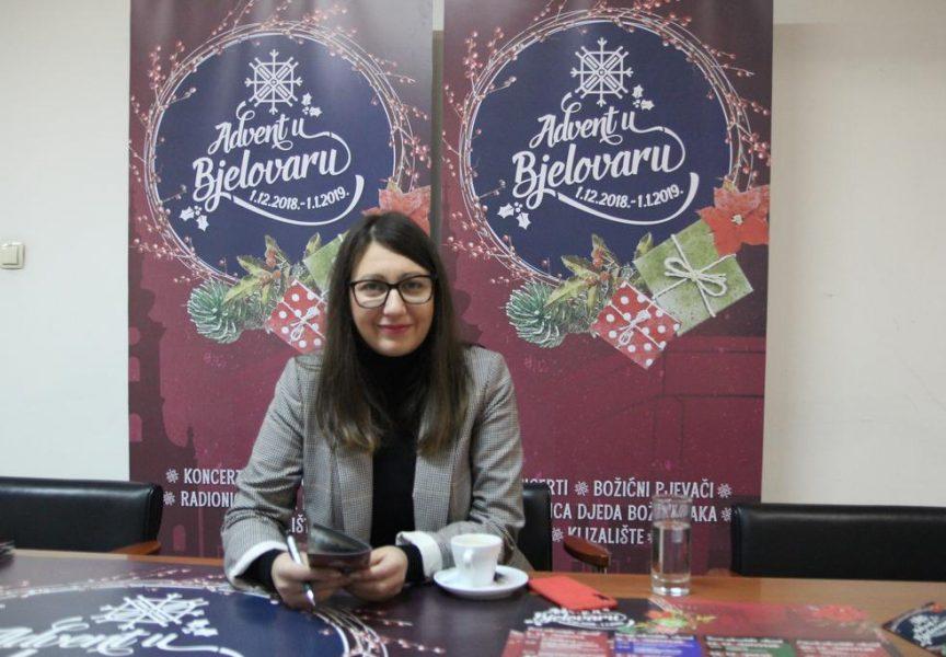 ADVENT U BJELOVAR Grad uložio pola milijuna kuna u božićni ugođaj