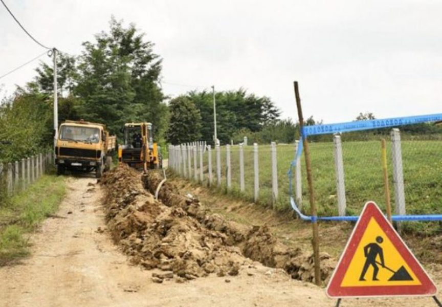 KRAĐA VODOVODNIH CIJEVI Neugodno iznenađenje za radnike na gradilištu