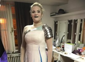 KRISTINA ANĐELKA ĐOPAR Naša operna diva briljirala u ulozi prve dame